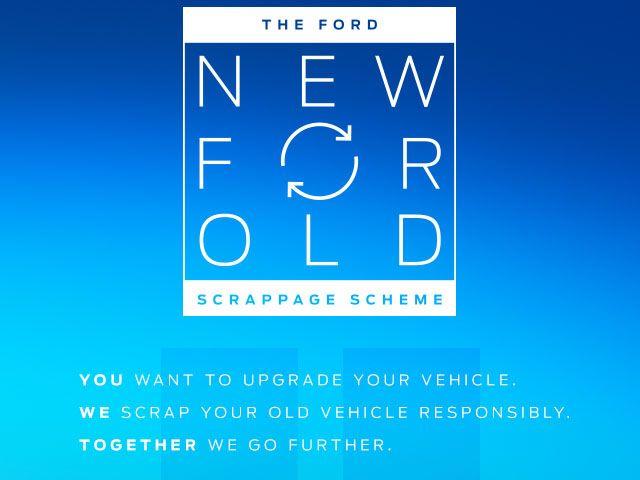 Ford scrappage scheme priests ford, chesham, buckinghamshire.