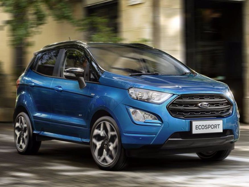 Coming Soon - New Ford EcoSport