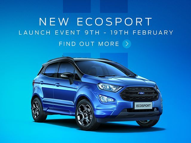 Ecosport Launch Event