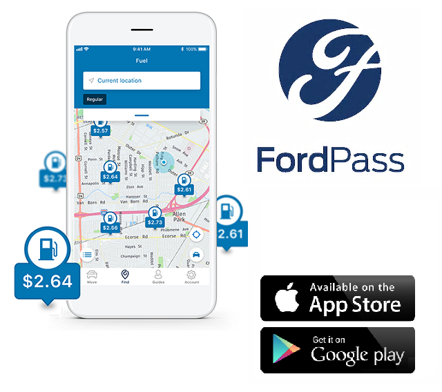 FordPass App - download now!