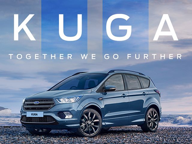 Kuga 0% and £1000 Trade In Allowance