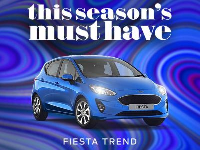 Fiesta Trend introduction...