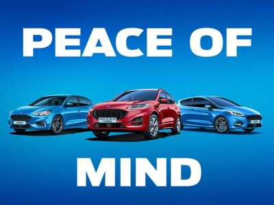 Ford 'Peace of Mind' - EXTENDED