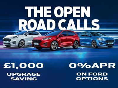 The Open Road Calls