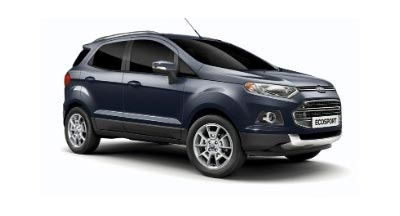Ford Ecosport Available In Smoke Grey