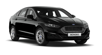 Ford Mondeo - Available In Shadow Black