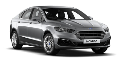 Ford Mondeo Hybrid - Available In Moondust Silver
