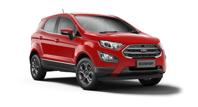 Ford New Ecosport - Available In Magnetic