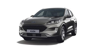 Ford New Kuga - Available In Magnetic