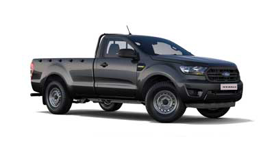 Ford New Ranger - Available In Sea Grey