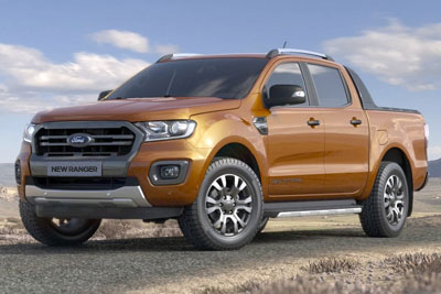 Ford New Ranger - Overview
